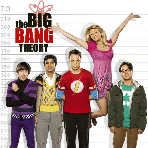 The Big Bang Theory Girls Sheldon Loser Painting Sweatshirt